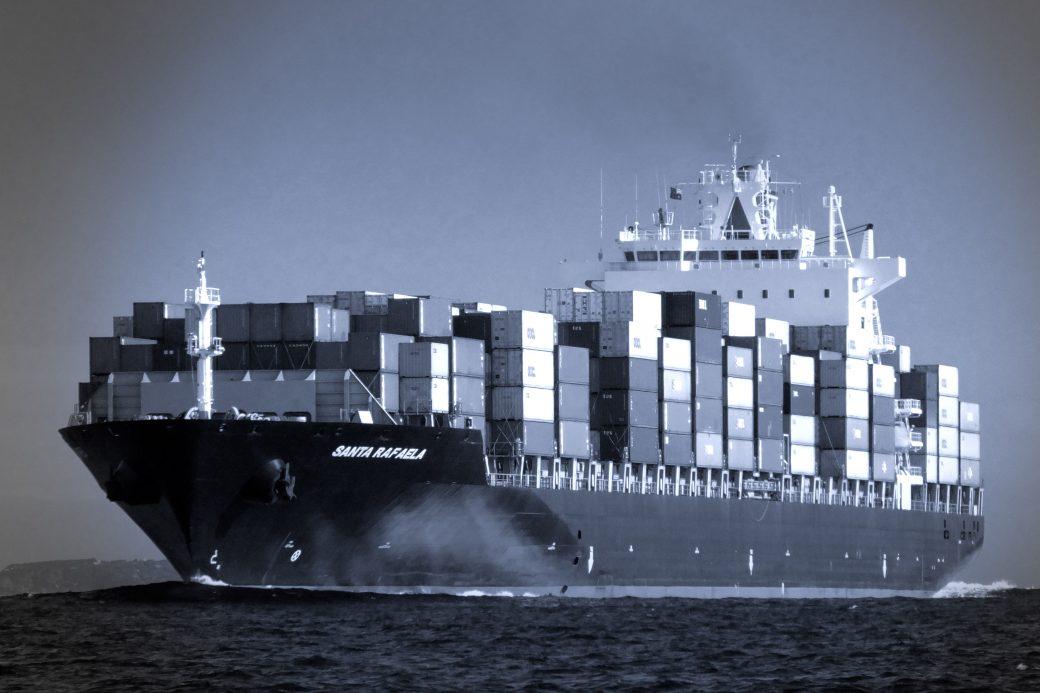 Embargo de buques